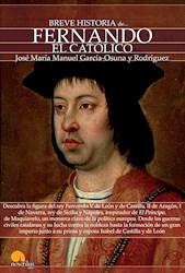 Libro Breve Historia De Fernando El Catolico