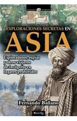 Papel Exploraciones secretas: Asia