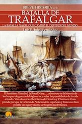 Libro Breve Historia De La Batalla De Trafalgar