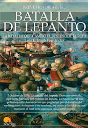 Libro Breve Historia De La Batalla De Lepanto