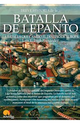 Papel Breve historia de la batalla de Lepanto