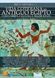 Libro Breve Historia De La Vida Cotidiana Del Antiguo Egipto