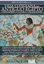 Libro Breve Historia De La Vida Cotidiana Del Antiguo Eg