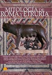 Libro Breve Historia De La Mitologia De Roma Y Etruria