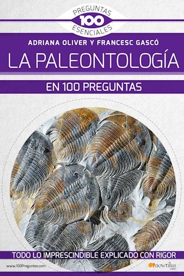 Papel La Paleontología En 100 Preguntas