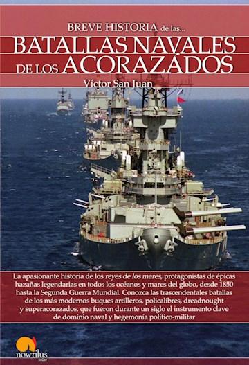 Papel Breve Historia De Las Batallas Navales De Los Acorazados