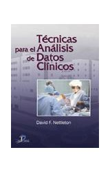 E-book Técnicas para el análisis de datos clínicos