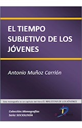 E-book El tiempo subjetivo de los jóvenes
