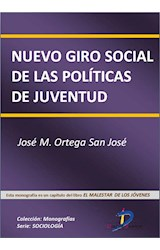 E-book Nuevo giro social de las políticas de juventud