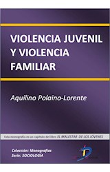 E-book Violencia juvenil y violencia familiar