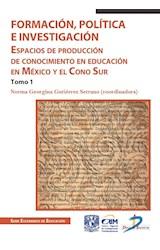E-book Formación. Política e investigación