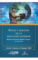 E-book Retos y desafíos de la educación superior