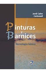 E-book Pinturas y barnices