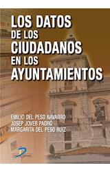 E-book Los datos de los ciudadanos en los ayuntamientos