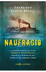 E-book NAUFRAGIO