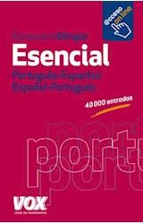 Papel Diccionario Esencial Portugues-Espanhol Español- Portugués