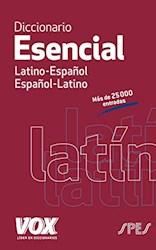 Papel Diccionario Esencial Latino-Español