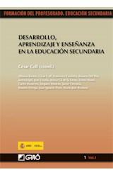 Papel DESARROLLO, APRENDIZAJE Y ENSEÑANZ EN LA EDUCACION SECUNDARI