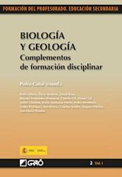 Libro Biologia Y Geologia. Complementos De Formacion