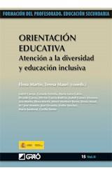 Papel ORIENTACION EDUCATIVA 2 ATENCION A LA DIVERSIDAD Y EDUCACION