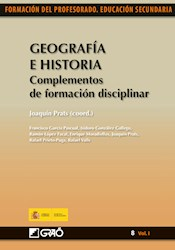 Libro Geografia E Historia. Complementos Deformacion D
