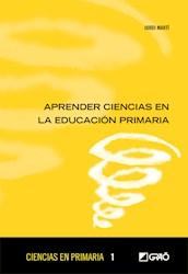 Libro Aprender Ciencias En Educacion Primaria