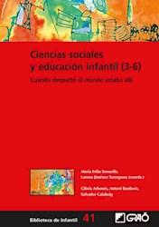 Libro Ciencias Sociales Y Educacion Infantil