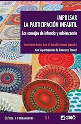 Libro Impulsar La Participacion Infantil