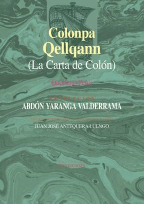 E-book Colonpa Qellqann (La Carta De Colón)