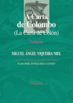 E-book A Carta De Colombo (La Carta De Colón)