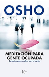 Libro Meditacion Para Gente Ocupada