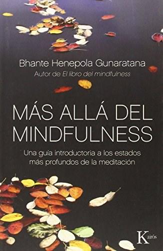 Papel Mas Alla Del Mindfulness