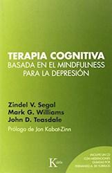 Libro Terapia Cognitiva Basada En El Mindfulness Para La Depresion C/Cd