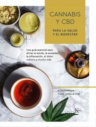 Libro Cannabis Y Cbd