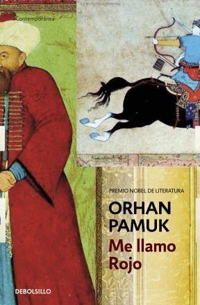 E-book Me Llamo Rojo