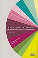 Papel ENCICLOPEDIA DE LOS SABORES (COLECCION COCINA) (CARTONE)