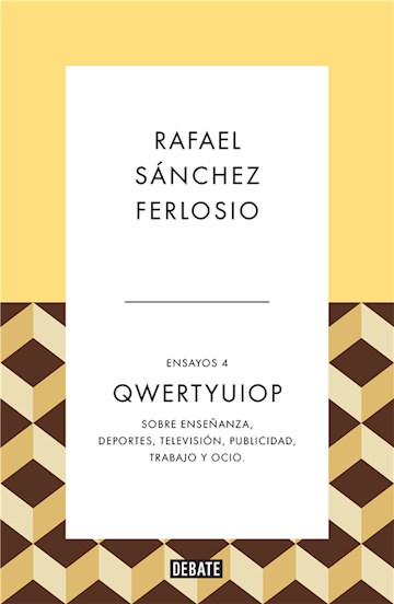 E-book Qwertyuiop (Ensayos 4)
