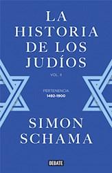 Libro La Historia De Los Judios ( Volumen 2 )