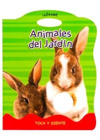 Papel Llévame Animales Del Jardin Toca Y Siente