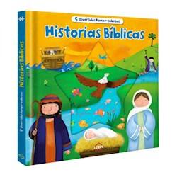 Libro Historias Biblicas Para Niños