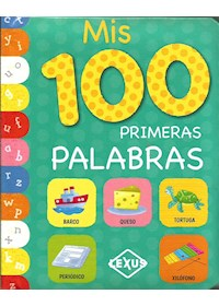 Papel Mis 100 Primeras Palabras