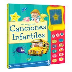 Libro Canciones Infantiles Para Oir, Leer Y Grabar