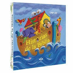 Libro Historias De La Biblia (Pop-Out)