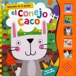 Libro El Conejo Caco Para Leer Y Escuchar (5 Sonidos)