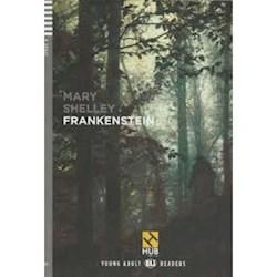 Papel Frankenstein - Hub Readers 4 (Yar S4)
