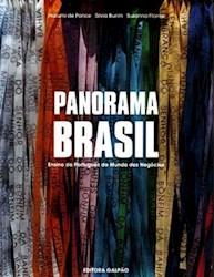 Papel Panorama Brasil Livro + Cd