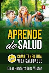 Libro Aprende De Salud