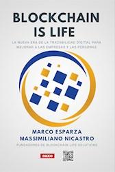 Libro Blockchain Is Life