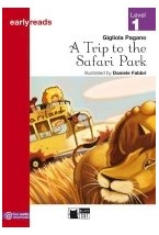 Papel A TRIP TO THE SAFARI PARK. BOOK AUDIO. LEVEL 1