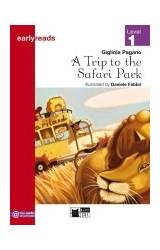 Papel A TRIP TO THE SAFARI PARK. BOOK AUDIO. LEVEL 1